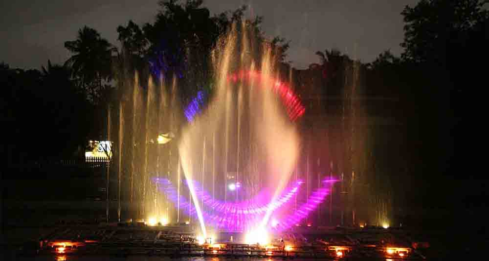musical fountain in pune